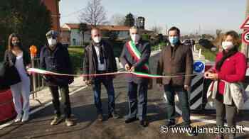 San Giuliano Terme: Via di Palazzetto è stata riaperta al traffico - LA NAZIONE