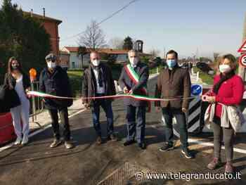 Riaperta via di Palazzetto a San Giuliano Terme - Telegranducato di Toscana - Granducato TV