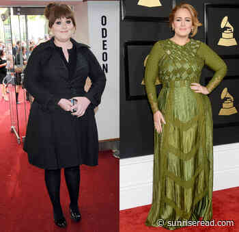 Adele, Rebel Wilson, & More Stunning Celebrity Weight Loss Transformations — See Pics - Sunriseread