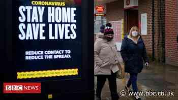 Coronavirus levels 'burning quite hot' in some of UK