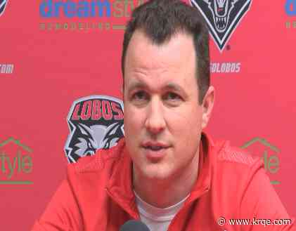 Paul Weir out at season's end at New Mexico