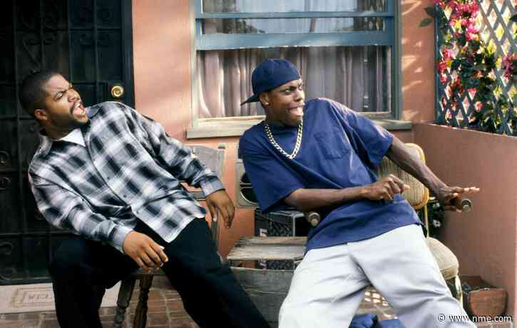 Ice Cube alleges Warner Bros. won't make more 'Friday' films