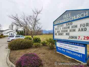 COVID-19: Three Fraser Valley churches now allowed to hold worship services outdoors