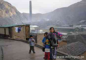 Contaminación por plomo sigue afectando a niños en La Oroya - INFOREGION
