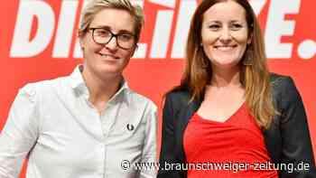 Bundesparteitag: Linke wählt Führung - Hennig-Wellsow und Wissler am Start