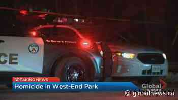 Woman who called 911 for help found dead in Toronto west end park