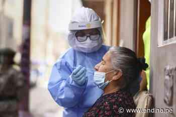 Operación Tayta protegerá a 500 hogares vulnerables al covid-19 en Huacho - Agencia Andina