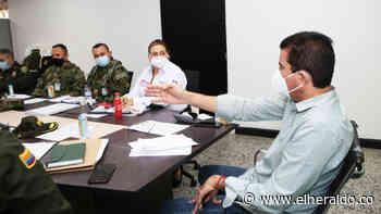 Soledad anuncia ofensiva contra la delincuencia - EL HERALDO