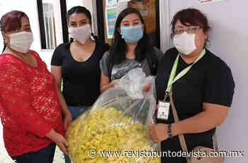 DIF de Soledad realiza la entrega de miles de tapas de plástico - Revista Punto de Vista - RPDV
