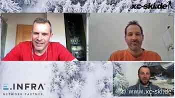 xc-ski.de WM-Stammtisch mit Tobias Angerer und Adriano Iseppi - xc-ski.de