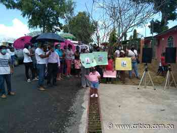 Cadena de oración en Puerto Caimito por desaparición de agente del Senan - Crítica Panamá