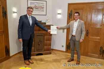 Donauwörth hat einen neuen Stadtheimatpfleger -Thomas Heitele vom Stadtrat ernannt