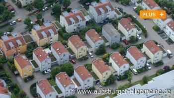 Einfamilienhäuser werden in Augsburg zunehmend zur Mangelware