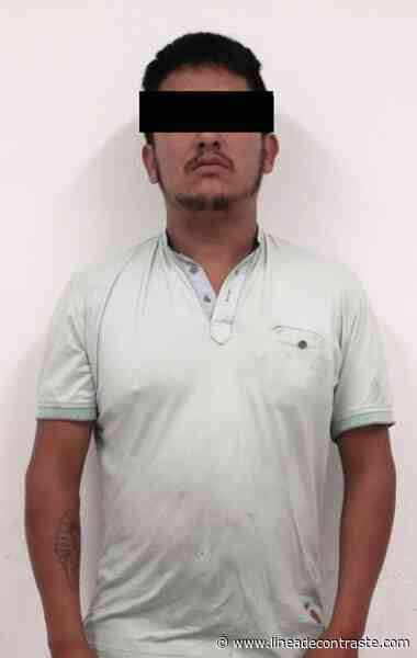GOPES detiene en Calpulalpan a sujeto con mandamiento ministerial - Linea de Contraste