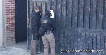 Ante presunto robo de transporte, catean inmueble en Calpulalpan - Intolerancia Tlaxcala