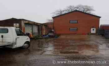 Former depot could become storage for Bolton car sales venture
