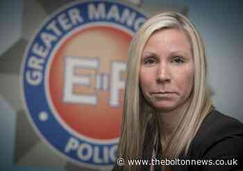 Building relationships with victims of crime a main priority for Bolton top cop