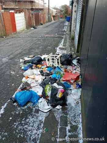 'You're ruining our town' — stark message after nearly 1,000 fly-tipping incidents reported in Bolton