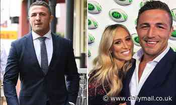 Sam Burgess allegedly caught with cocaine in his system by highway patrol camera