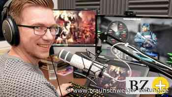 Gamer aus Braunschweig: Computerspielen ist ein Sport