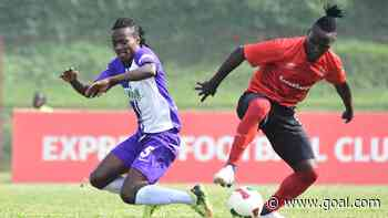 Odoch: Express FC coach explains strategy used to end Wakiso Giants run