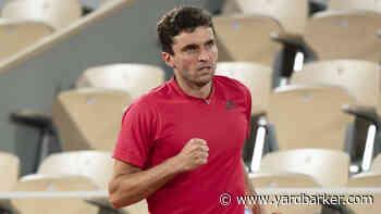 Tennis' Gilles Simon steps away from tour for mental health reasons - Yardbarker