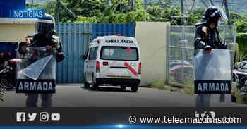 Se registró un nuevo intento de amotinamiento en la cárcel de Latacunga - Teleamazonas