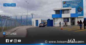 Actividades se desarrollan con normalidad en cárcel de Latacunga - Teleamazonas