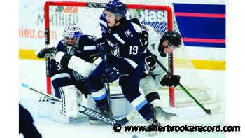 Sherbrooke gains confidence in Shawinigan bubble - Sherbrooke Record
