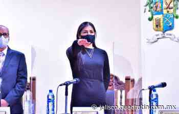 María Elena Limón pide licencia a su cargo; Betsabé Almaguer la suple - Quadratín Jalisco