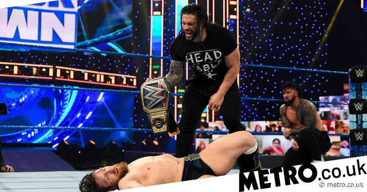 WWE SmackDown results, grades: Roman Reigns decimates Daniel Bryan, Apollo Crews embraces wealthy Nigerian roots
