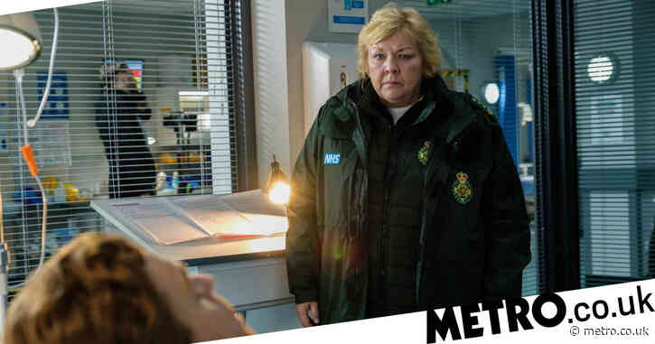 Casualty spoilers: A family reunion puts Jan in a tricky position