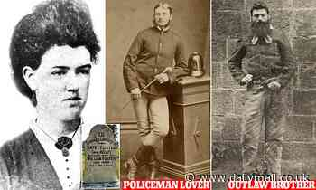 How Ned Kelly's little sister Kate found fame before her mysterious death