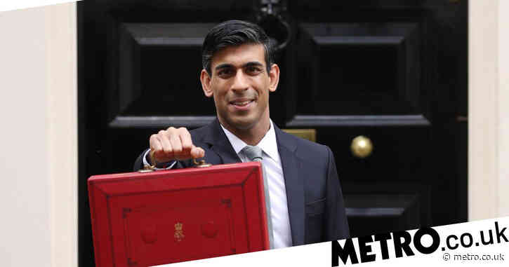 UK economy to face 'enormous strains' after lockdown, Rishi Sunak warns