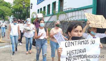 Portuguesa   Mujeres protestan en Guanare y Acarigua contra los femicidios - El Pitazo