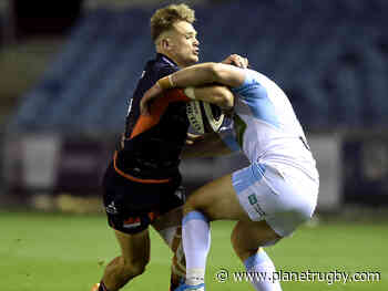 Darcy Graham on wing for Edinburgh against Scarlets - planetrugby.com