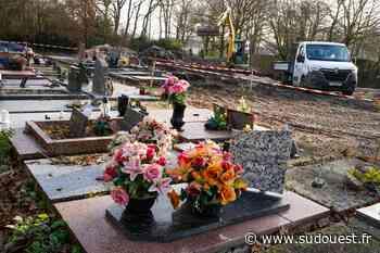 À Cadaujac, la rénovation du cimetière animalier inquiète les familles - Sud Ouest