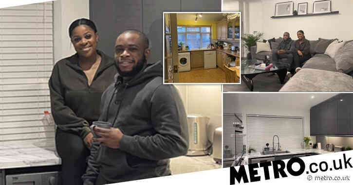 What I Own: Steph and Lance, who put down a £37,000 deposit on a south London house that the pair have renovated