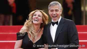 Neues aus Hollywood: Clooney und Roberts als Ex-Eheleute in Filmromanze