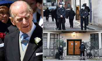 Prince Philip, 99, begins his second weekend in hospital in his longest ever stay
