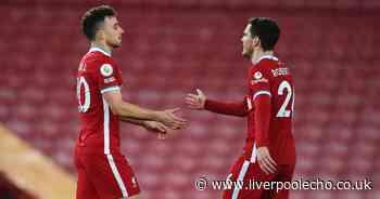 Robertson explains Liverpool dressing room reaction to Jota return