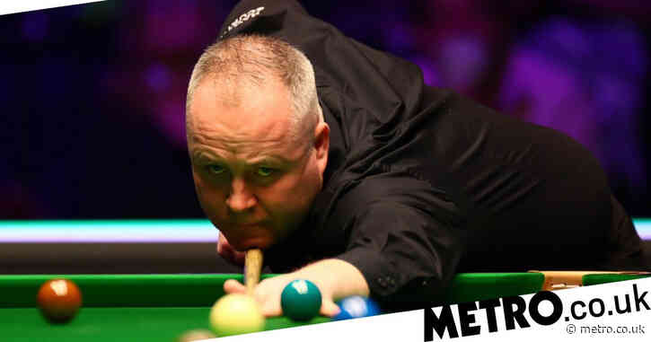 John Higgins: It's the best I've ever played but I still marvel at Ronnie O'Sullivan
