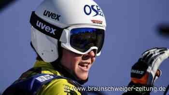 Rennen in Georgien: Skicrosser Wilmsmann rast zum ersten Weltcup-Sieg