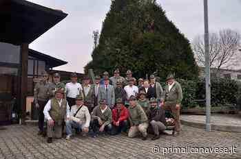 Alpini di Borgaro Torinese: commemorazione in onore di Giuseppe Borello - Prima il Canavese