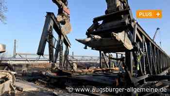 """Wie die """"Brückenkiller"""" in Ulm ein historisches Bauwerk entfernen"""