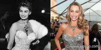 39 Celebrities and Their Vintage Doppelgängers - Yahoo Lifestyle