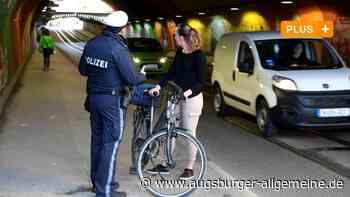 Kontrollen im Pferseer Tunnel: So viele Auto- und Radfahrer waren zu schnell