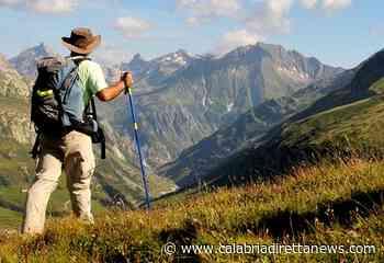 Trekking, primi passi per unire il Cammino Basiliano a quello di San Nilo - Calabria Diretta News - calabriadirettanews