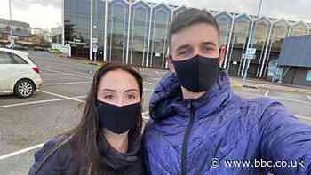 Covid: 'Our 10 days of hotel quarantine are finally over'