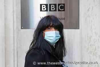 Claudia Winkleman kicks off new Radio 2 slot after sleepless night